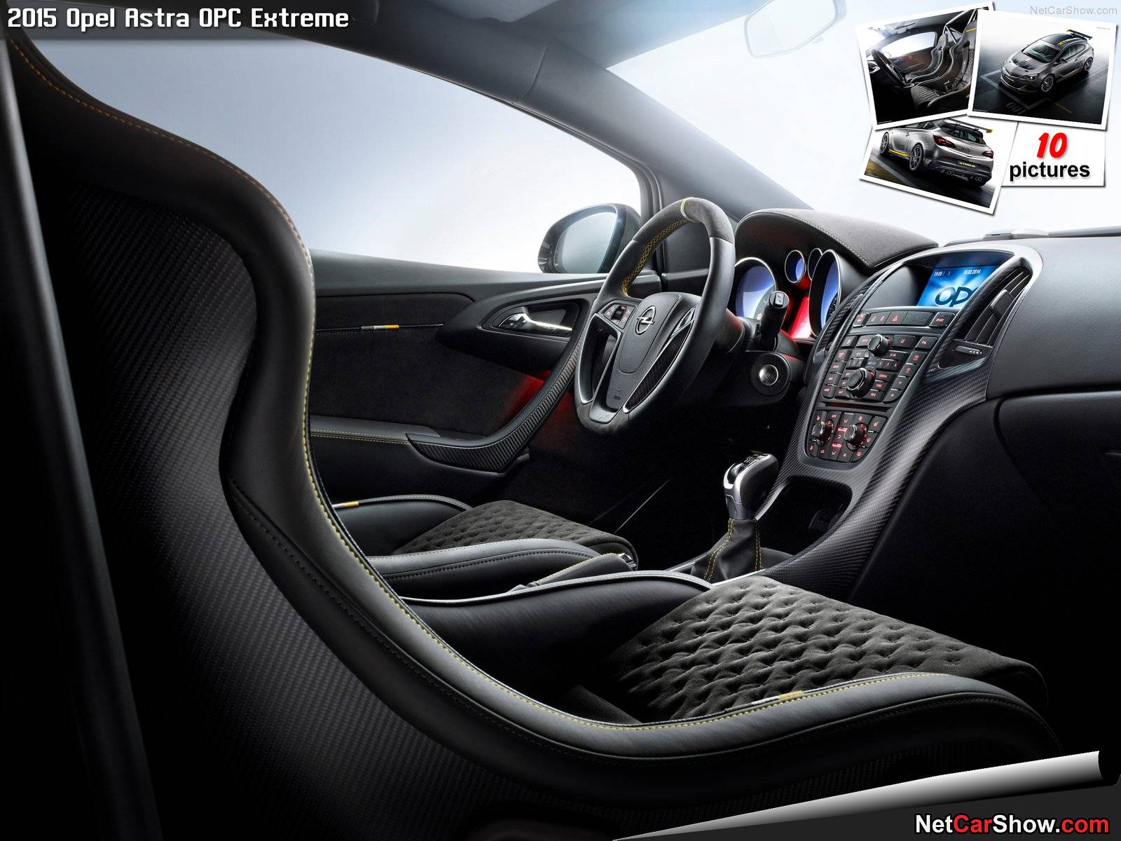 Opel Astra OPC Extreme photo 109714