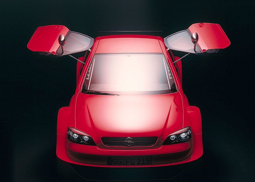 Opel Astra Xtreme Concept photo 1122
