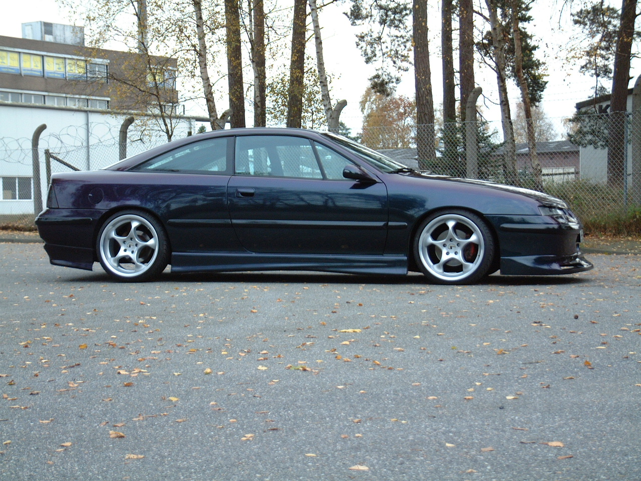 Opel Calibra photo 1313