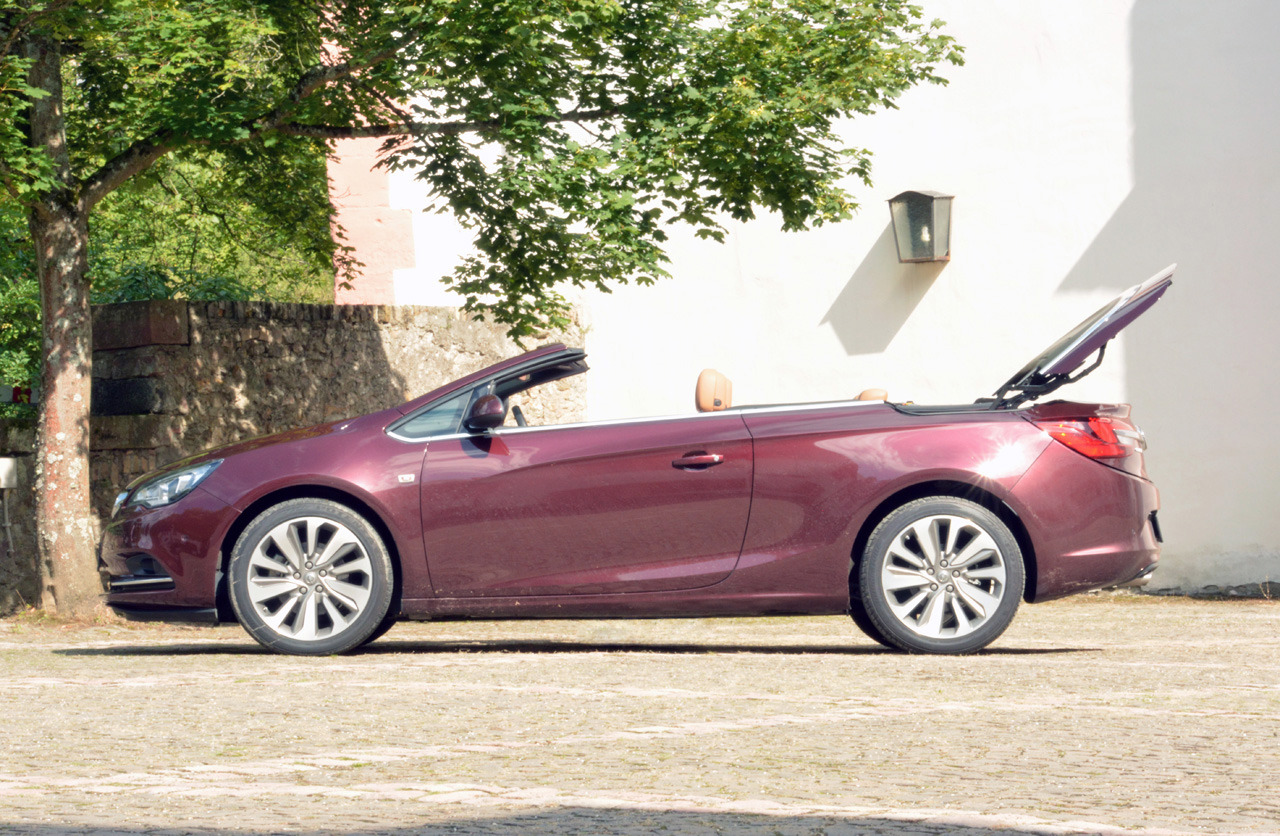 Opel Cascada photo 102608