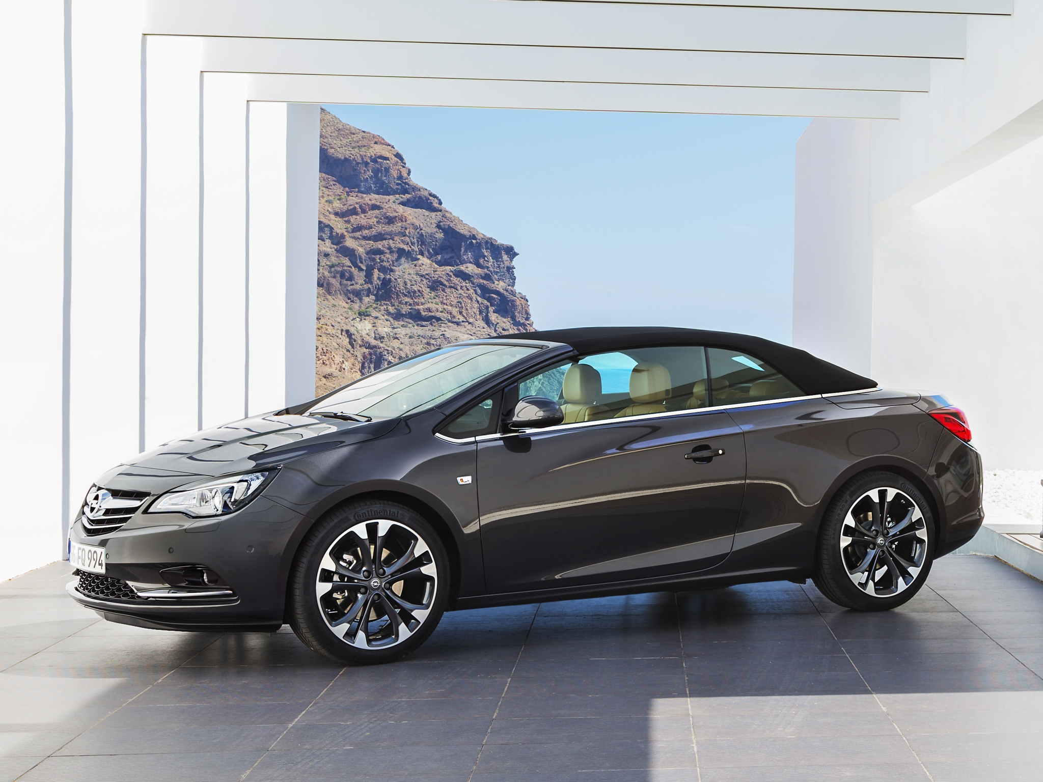 Opel Cascada photo 96560