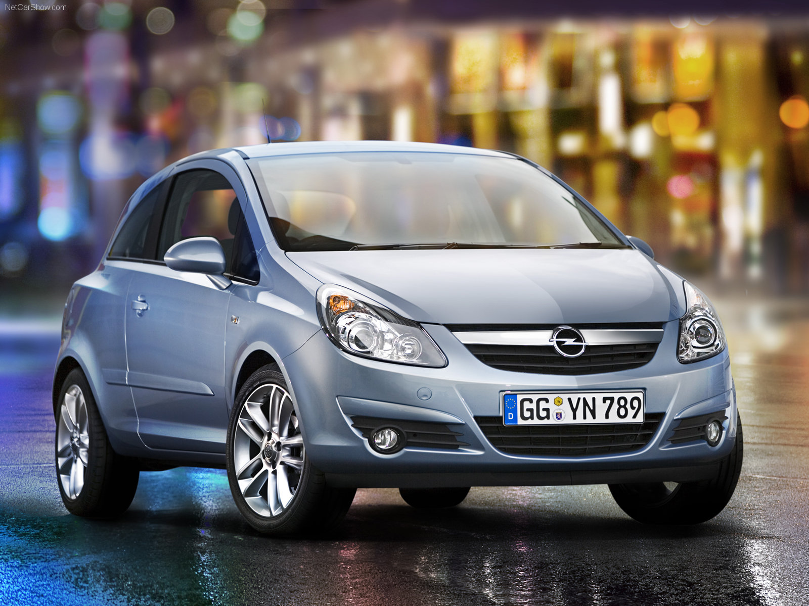 Opel Corsa photo 34989