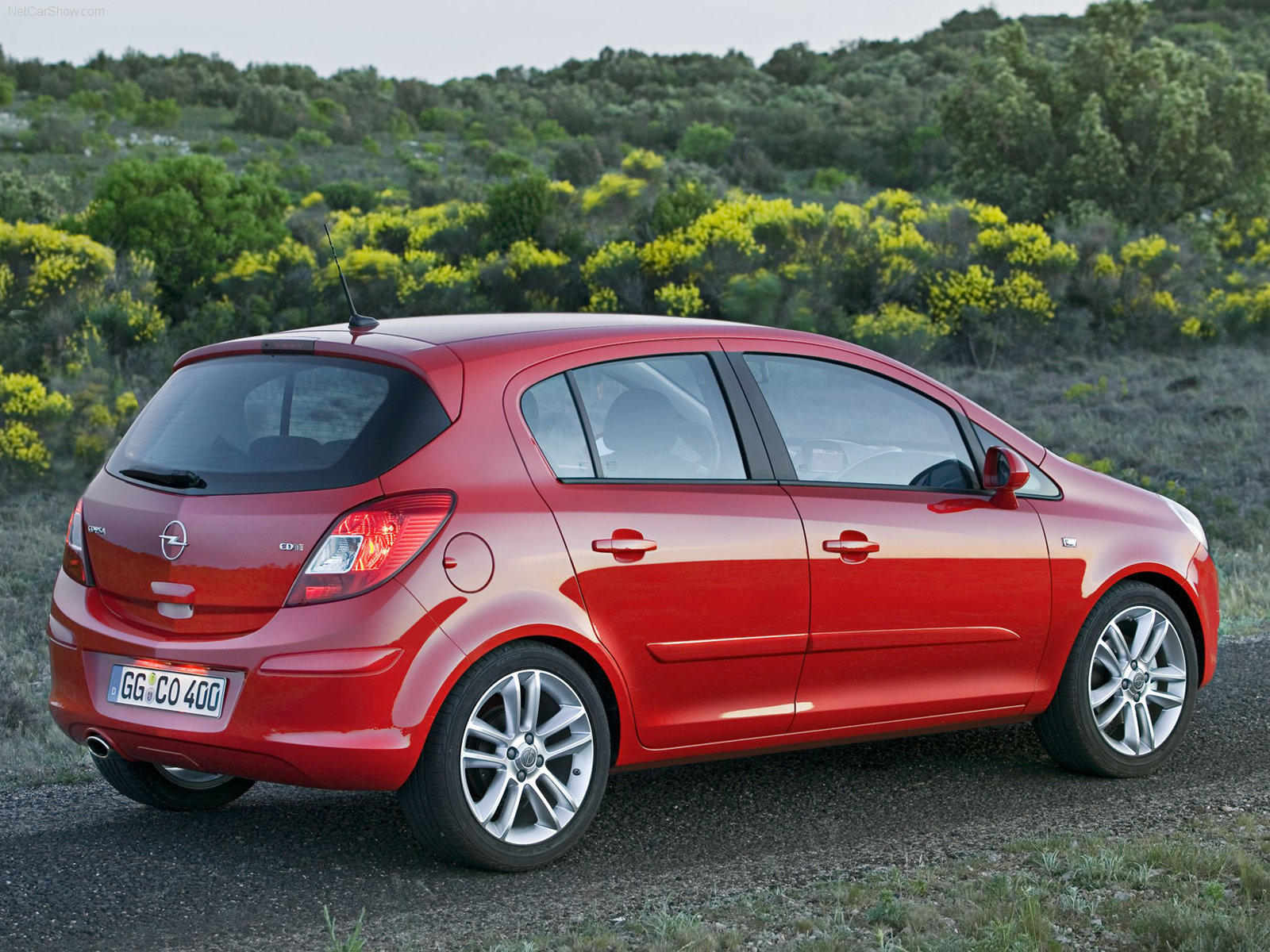 Opel Corsa photo 35498