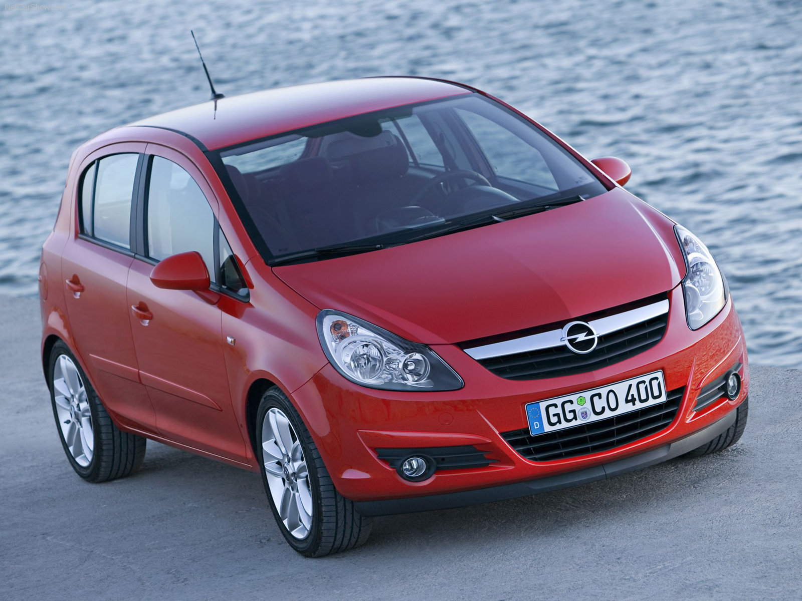 Opel Corsa photo 35501