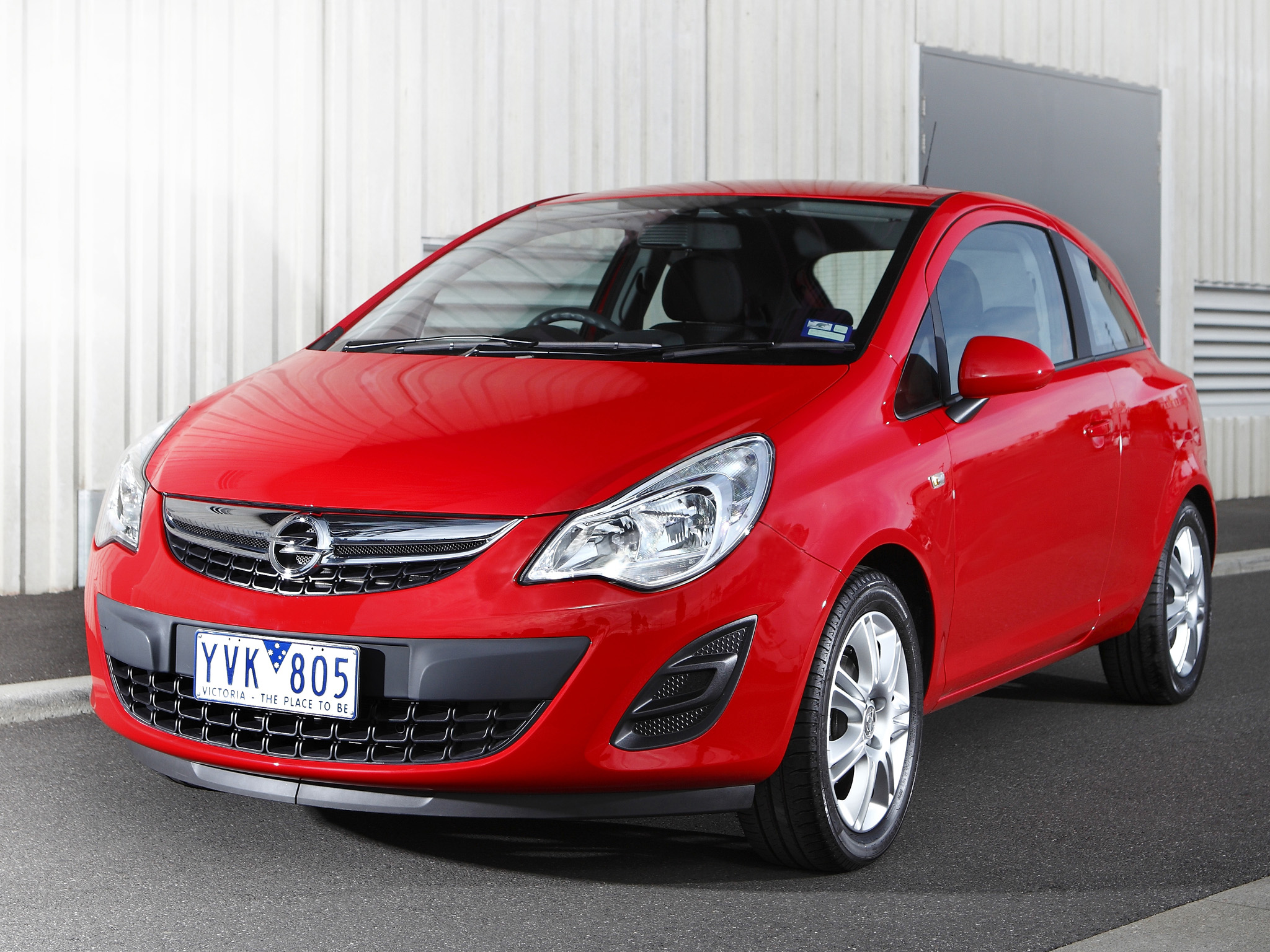 Opel Corsa photo 96682