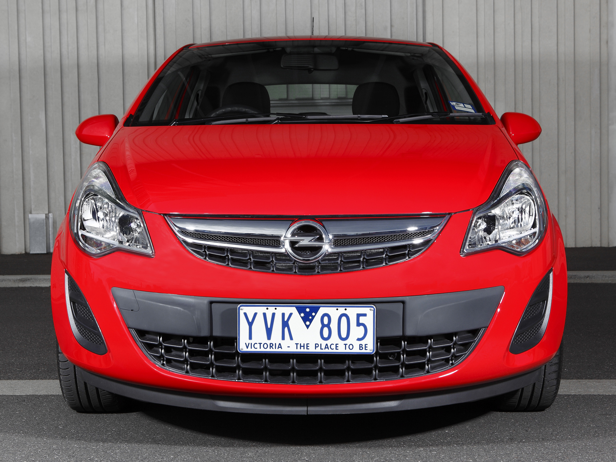 Opel Corsa photo 96683