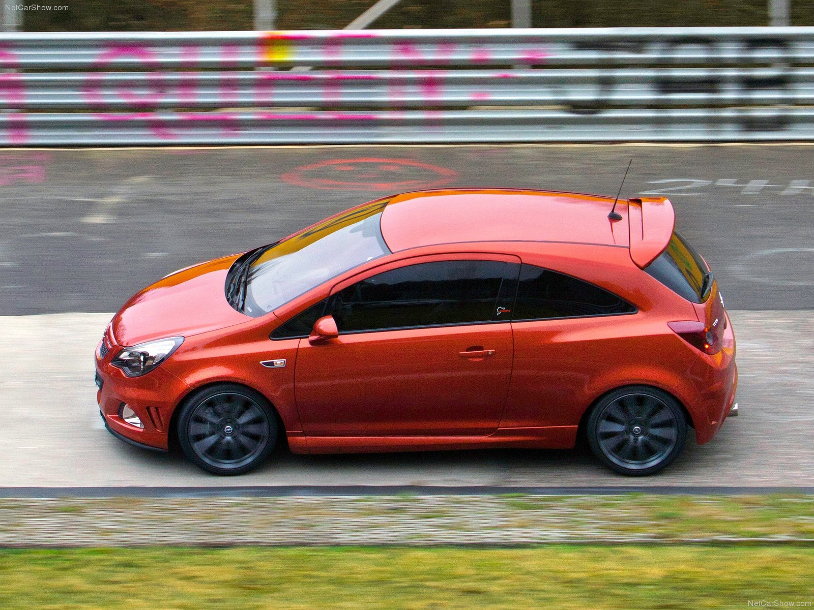 Opel Corsa OPC Nurburgring Edition photo 80511