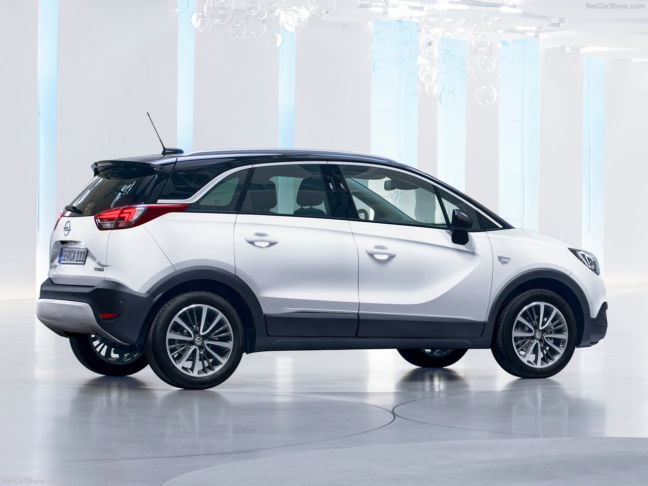 Opel Crossland X photo 177991