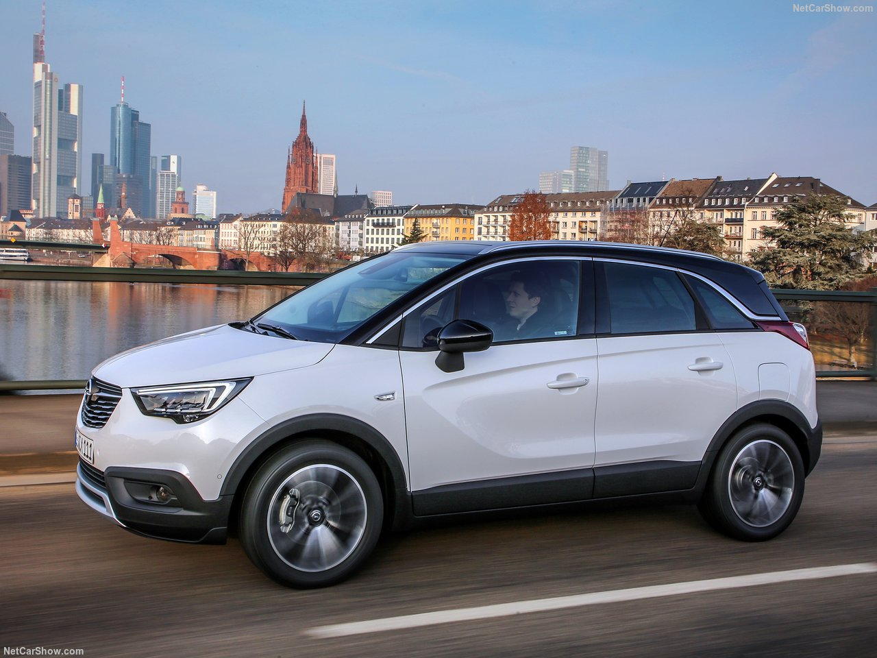 Opel Crossland X photo 177993