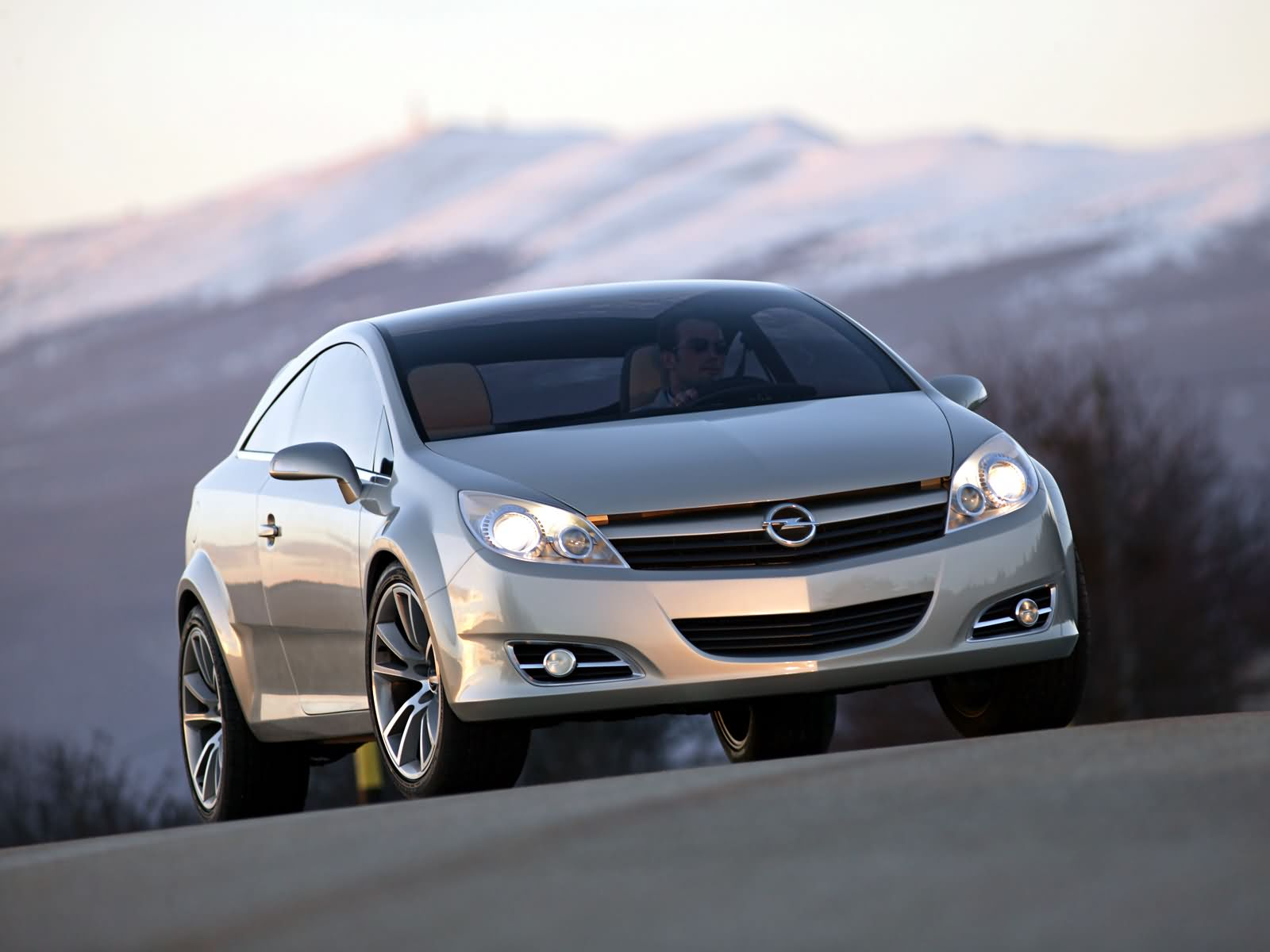 Opel GTC photo 5496