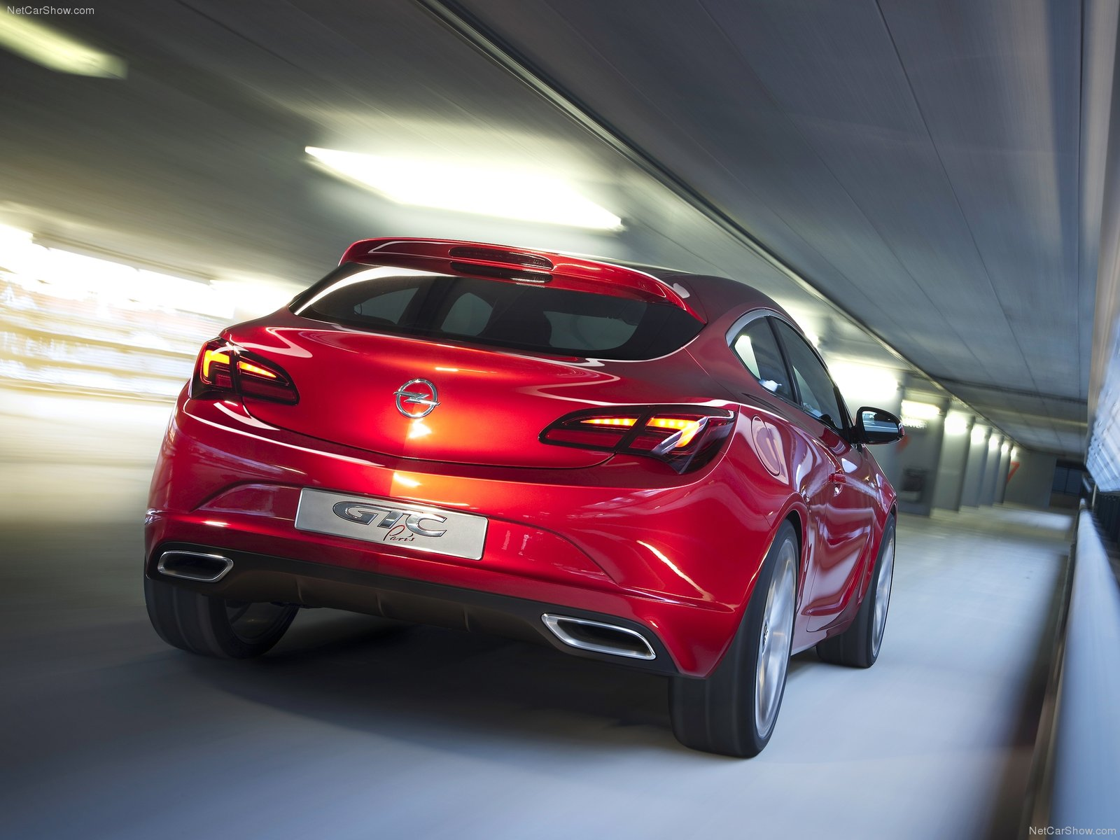 Opel GTC photo 75788