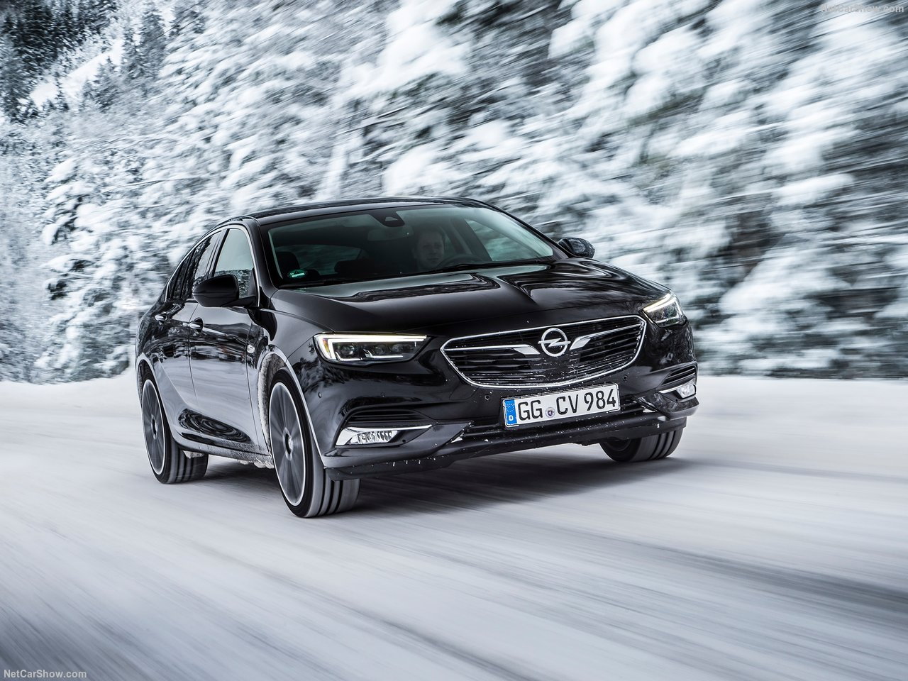 Opel Insignia Grand Sport photo 176369