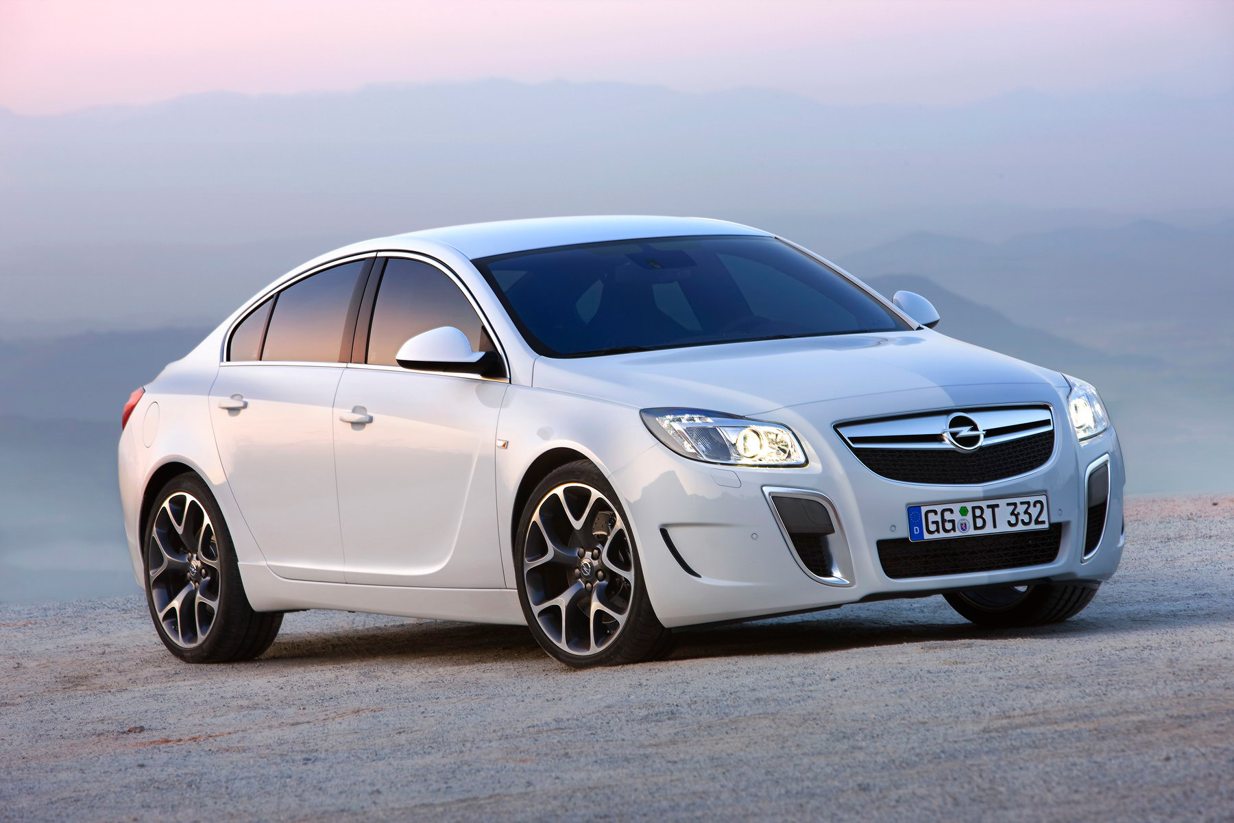 Opel Insignia OPC photo 63639