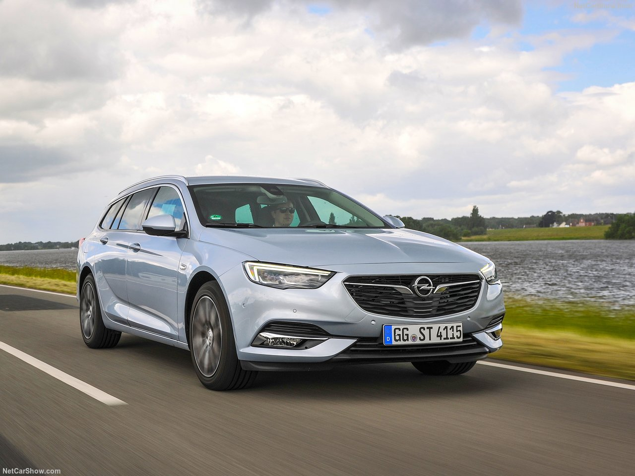Opel Insignia Sports Tourer photo 178877