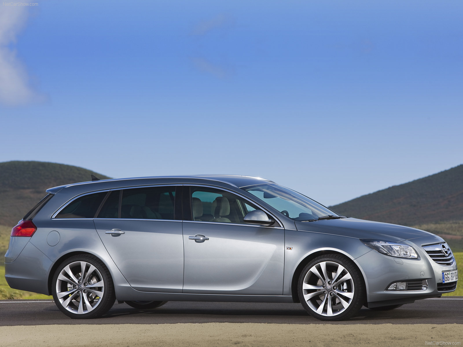 Opel Insignia Sports Tourer photo 62283