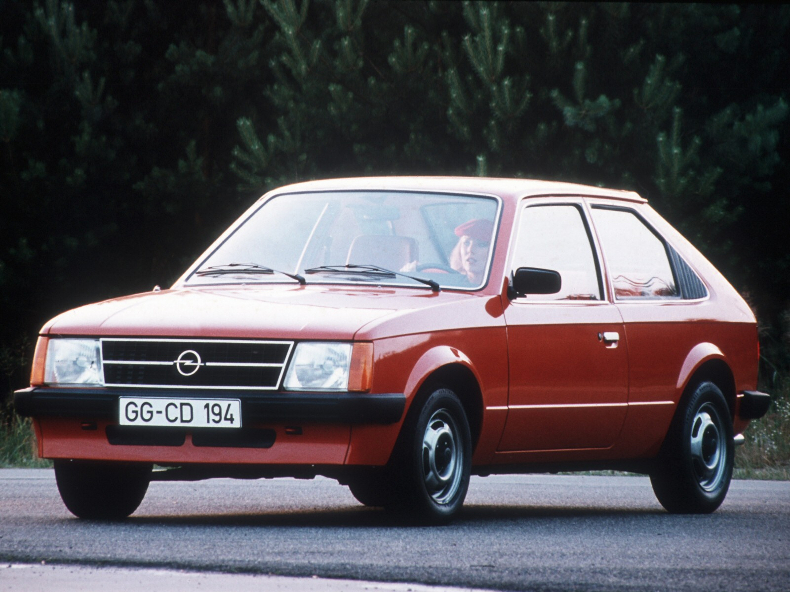 Opel Kadett D photo 69236