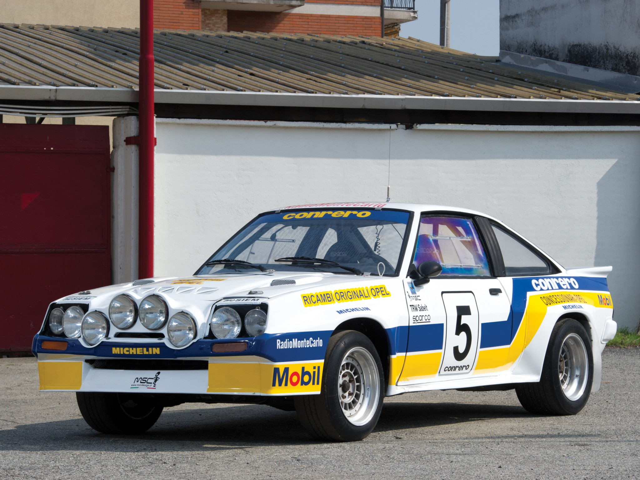 Opel Manta 400 Rally  photo 90993