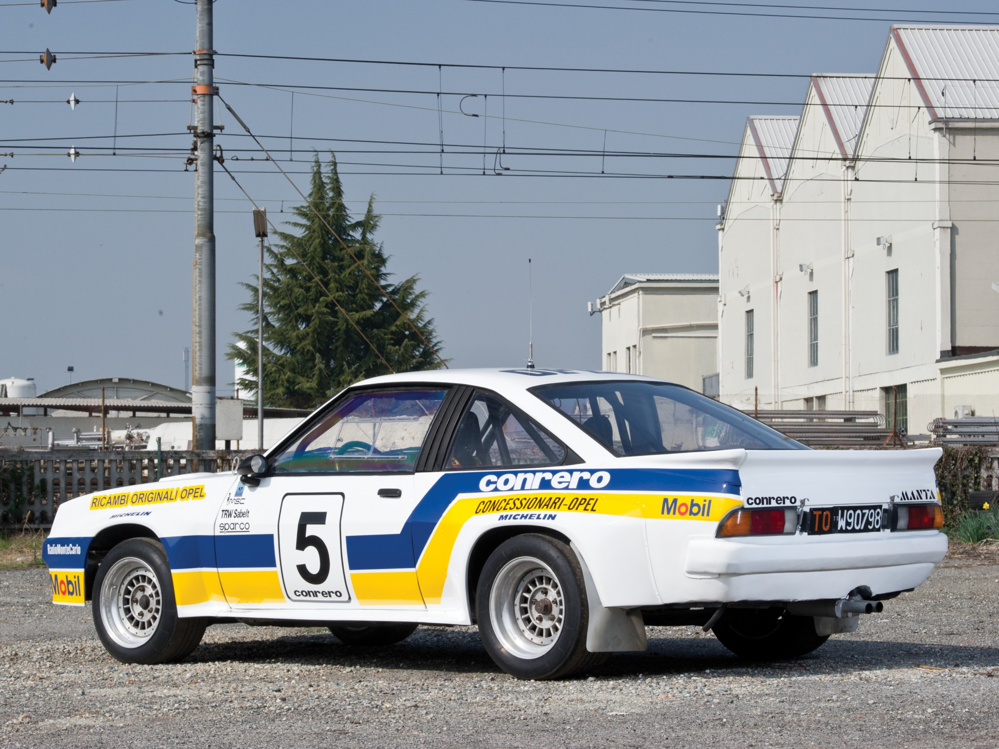 Opel Manta 400 Rally  photo 90994