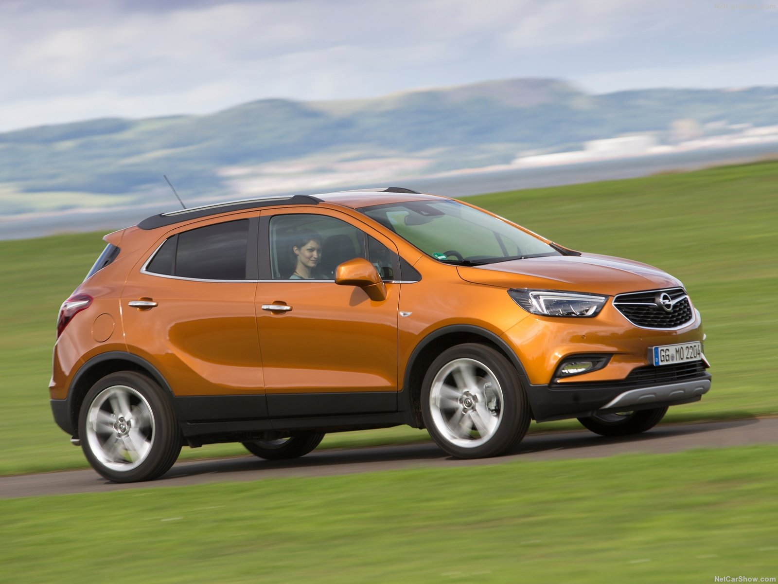 Opel Mokka photo 181546
