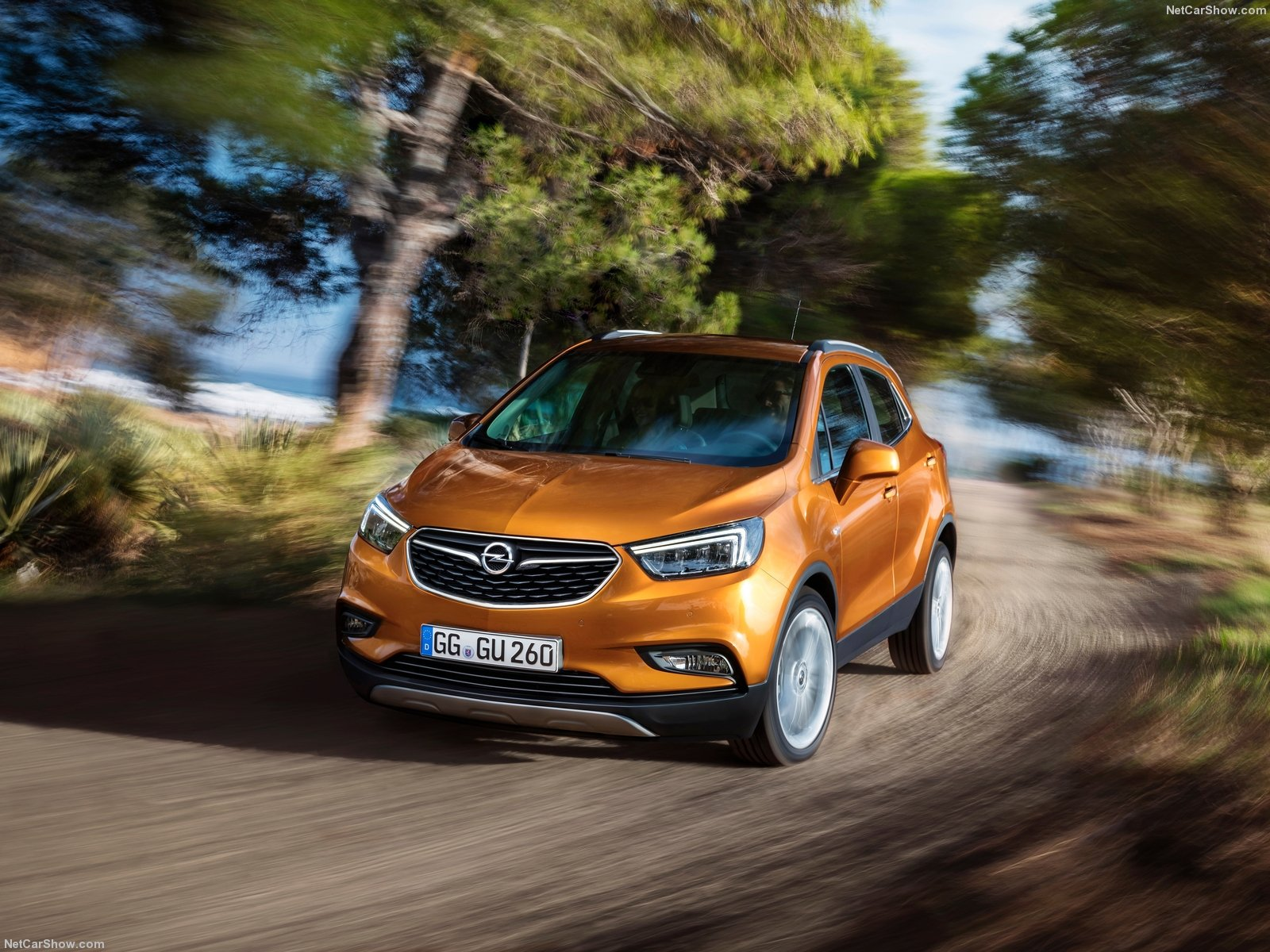Opel Mokka photo 181549