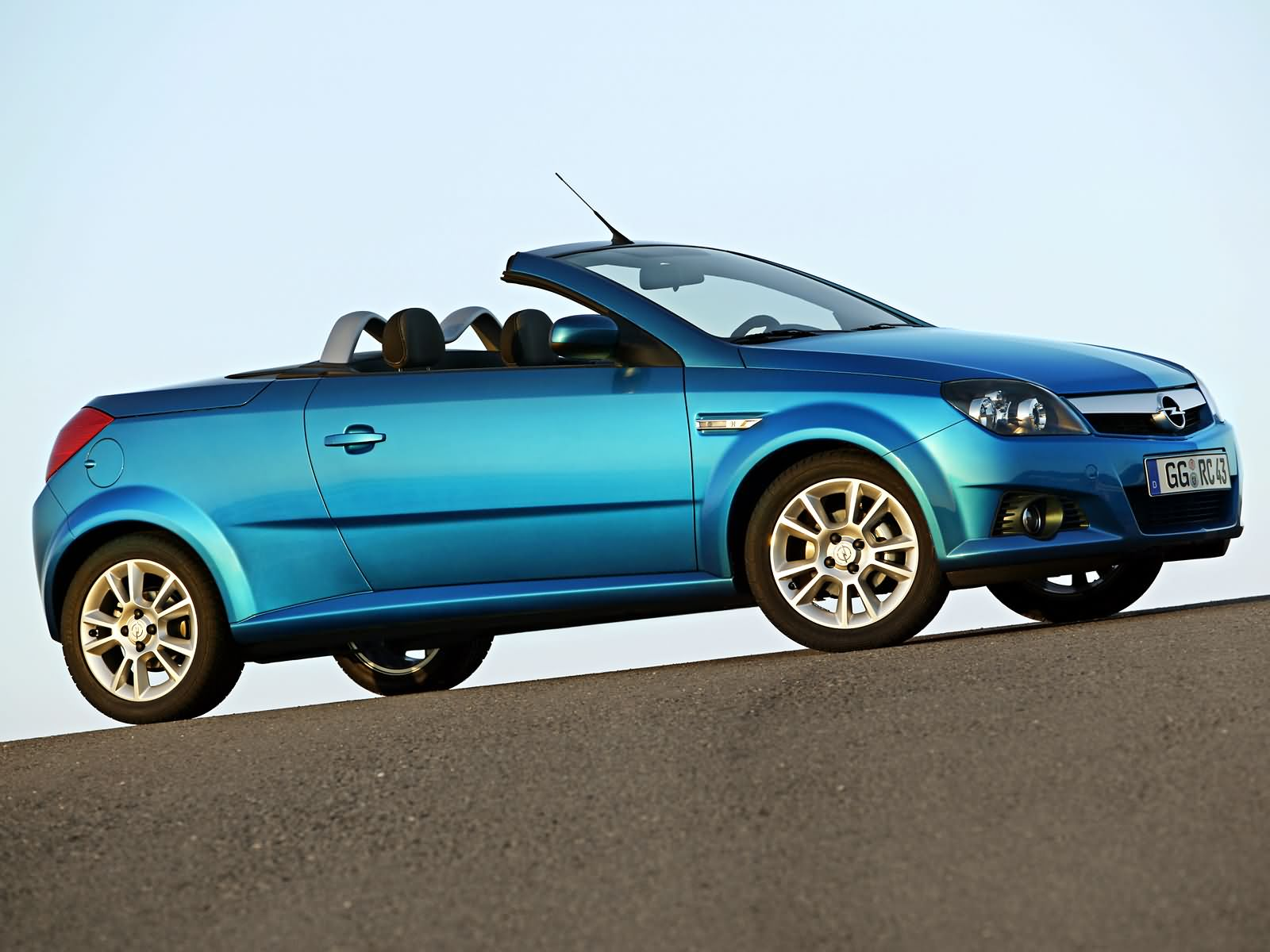 Opel Tigra photo 5521