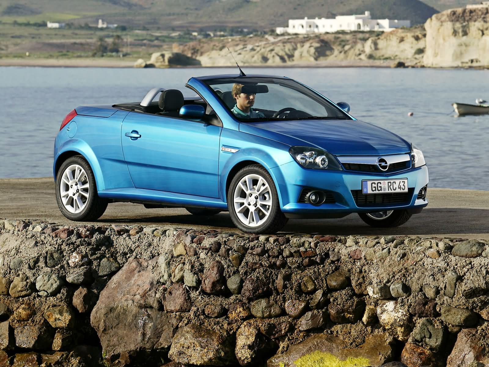 Opel Tigra photo 5529