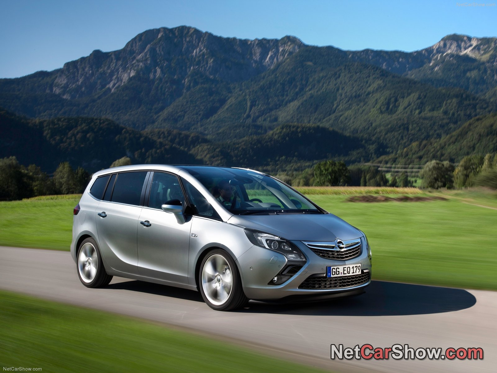 Opel Zafira photo 85592