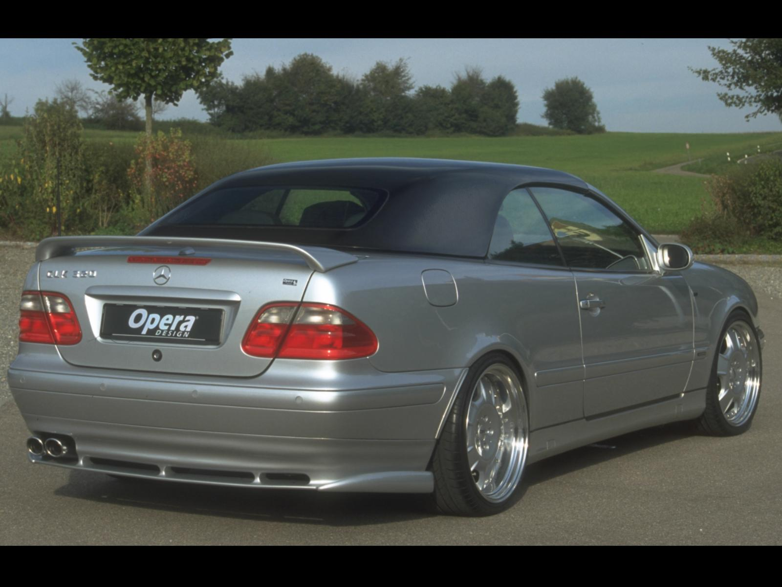Opera Design CLK 320 photo 13974