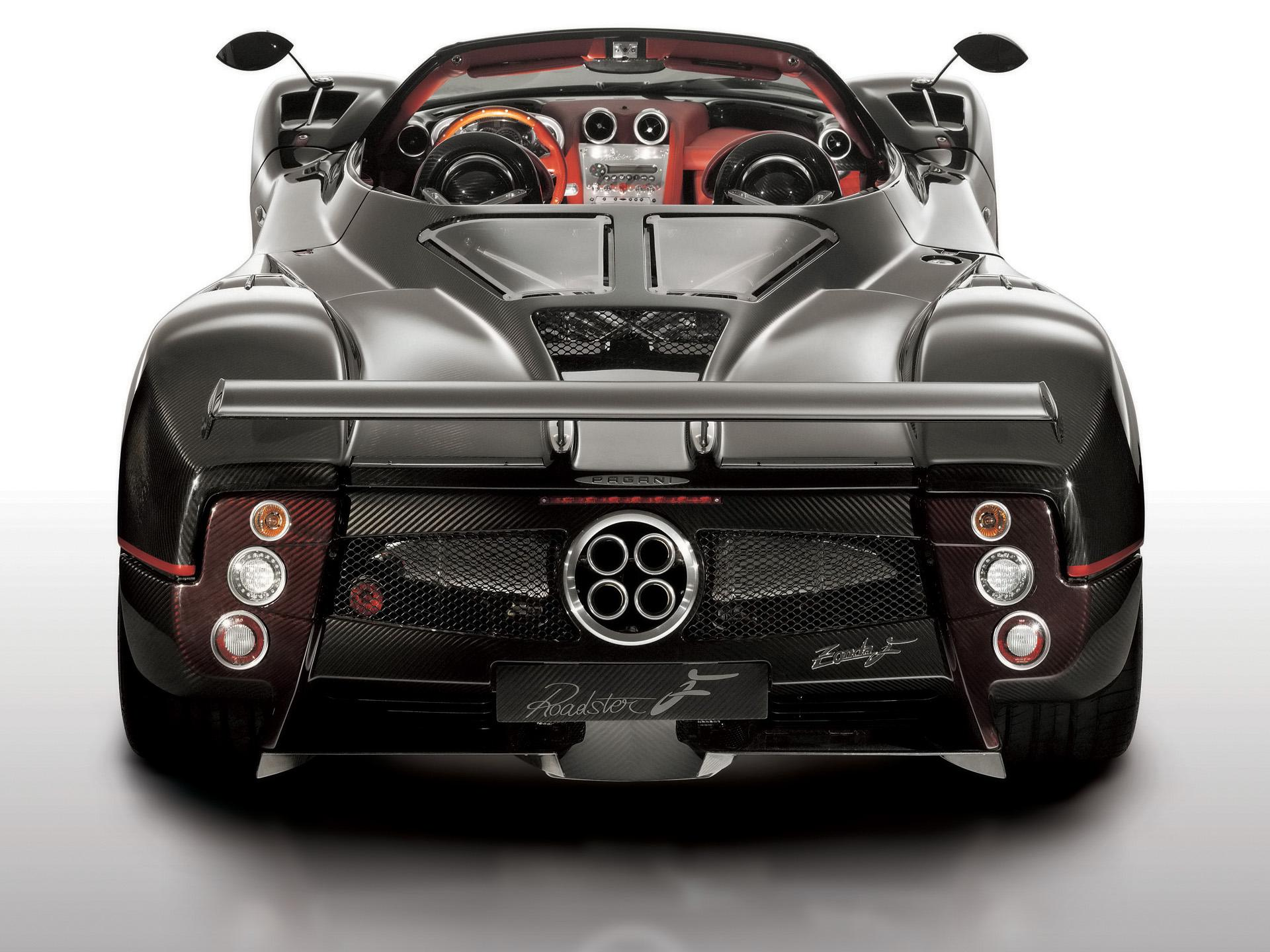 Pagani Zonda Roadster F photo 32243