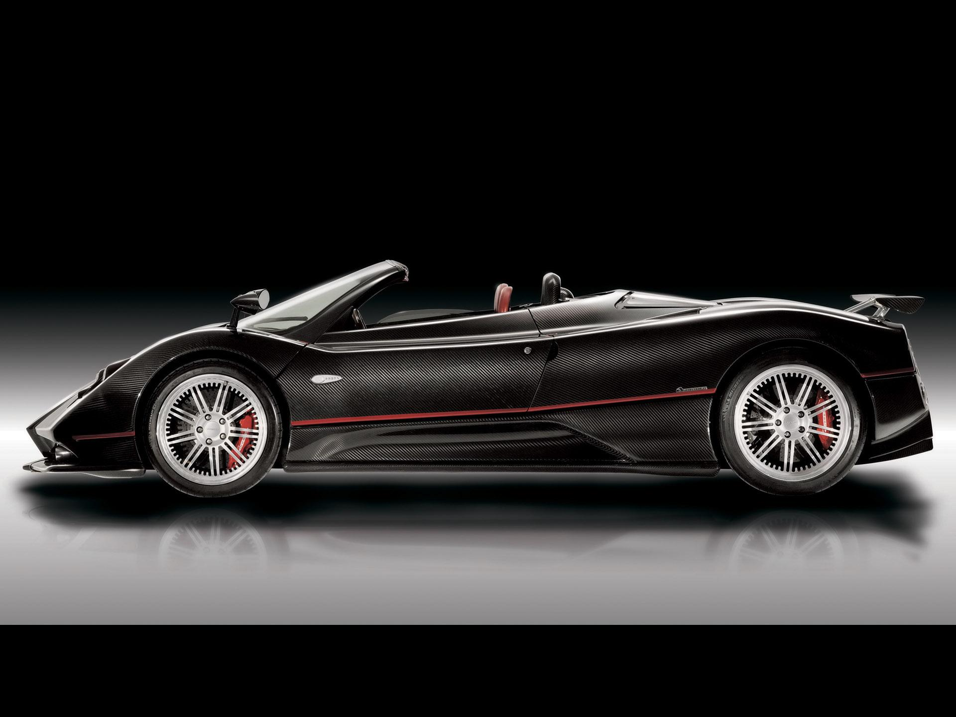 Pagani Zonda Roadster F photo 32245