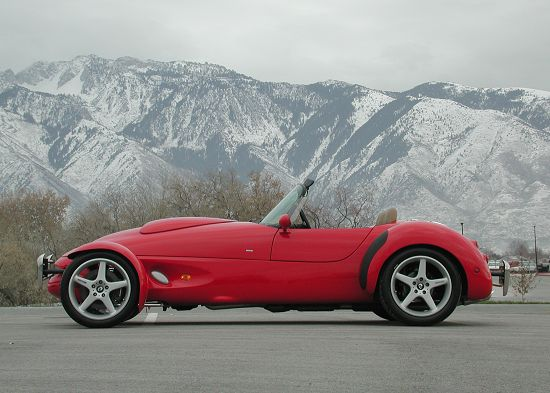 Panoz AIV Roadster photo 24330