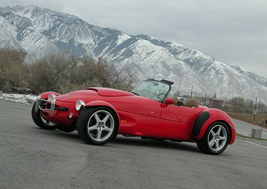 Panoz AIV Roadster photo 24331