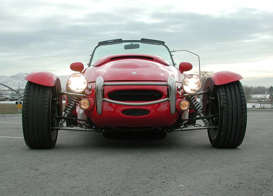 Panoz AIV Roadster photo 24333