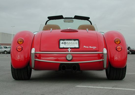 Panoz AIV Roadster photo 24334
