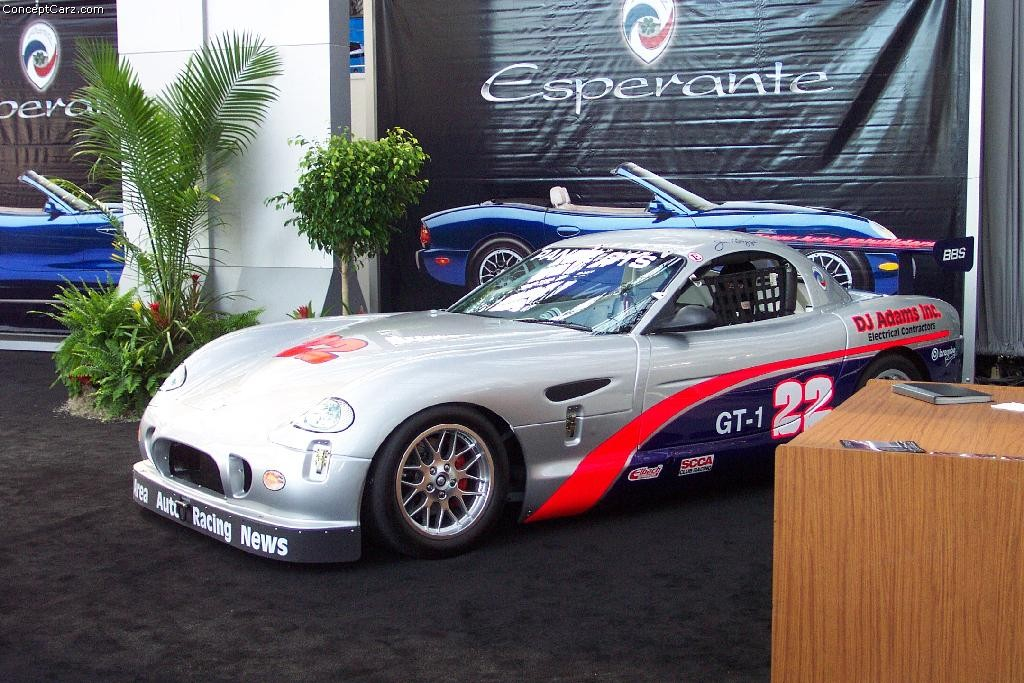 Panoz Esperante GT1 photo 24344