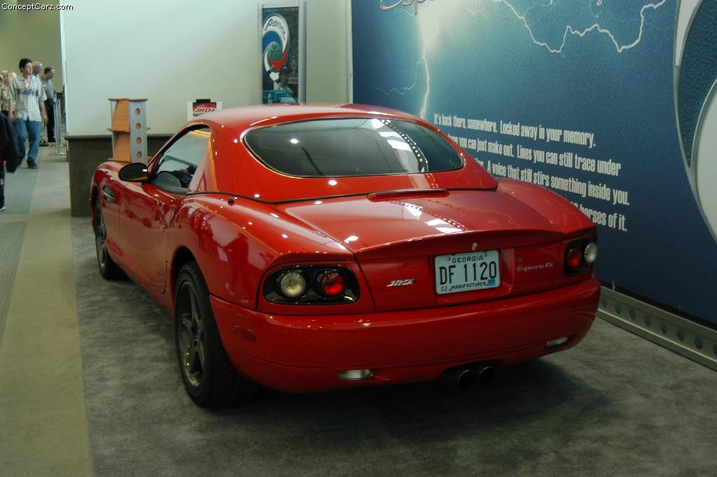Panoz Esperante photo 24325