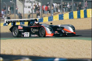 Panoz LMP Spyder photo 24337