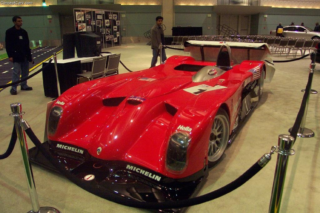 Panoz LMP Spyder photo 24339