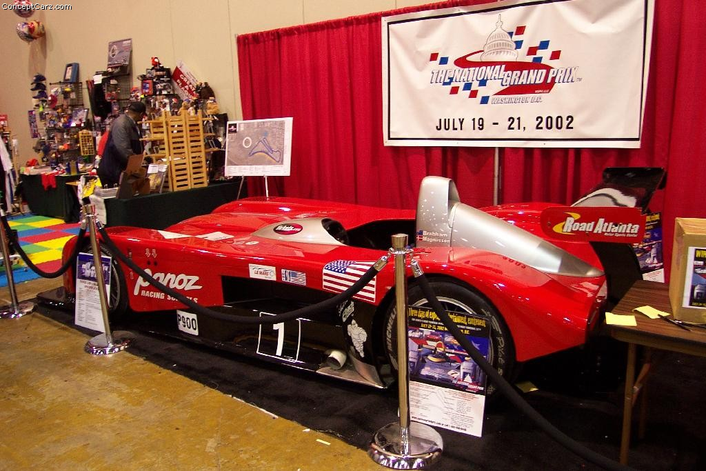 Panoz LMP Spyder photo 24340
