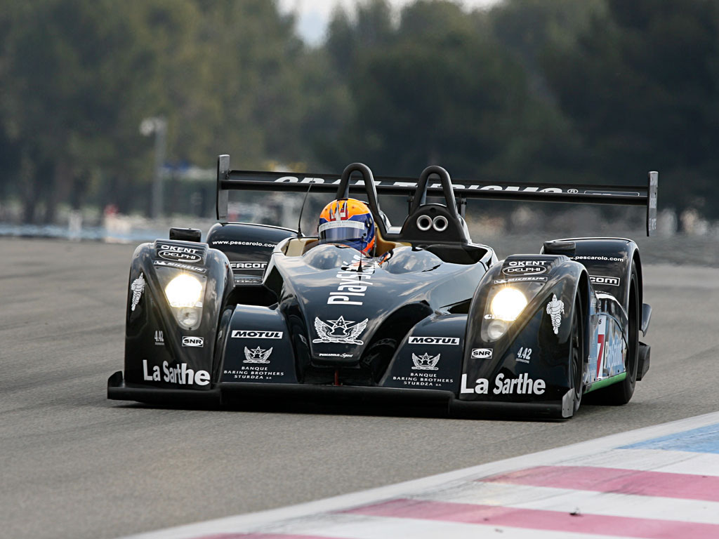 Pescarolo 01 LMP1 photo 46732