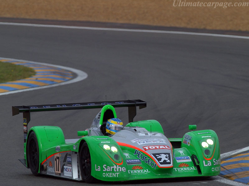 Pescarolo Courage C60 photo 36308