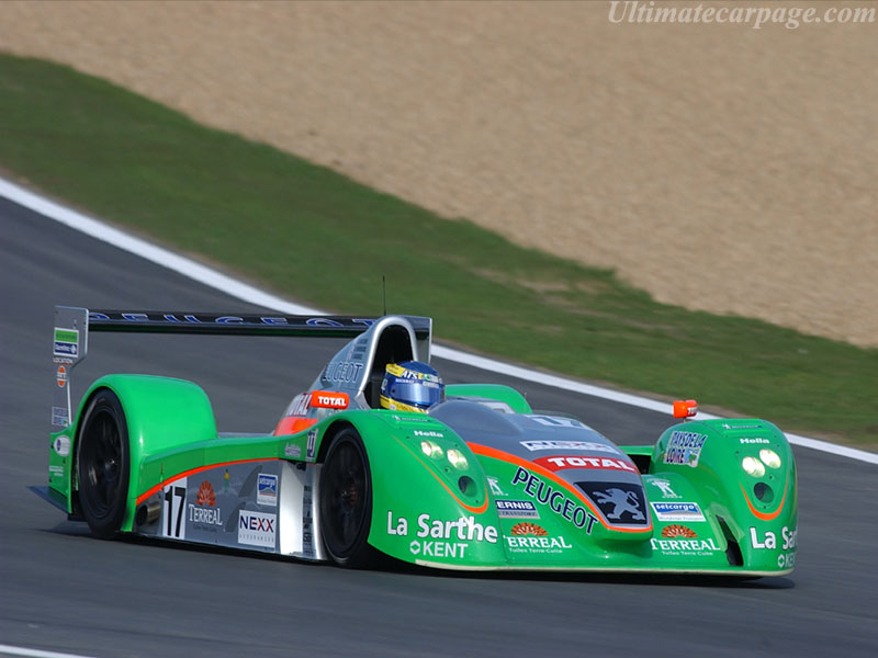 Pescarolo Courage C60 photo 36309