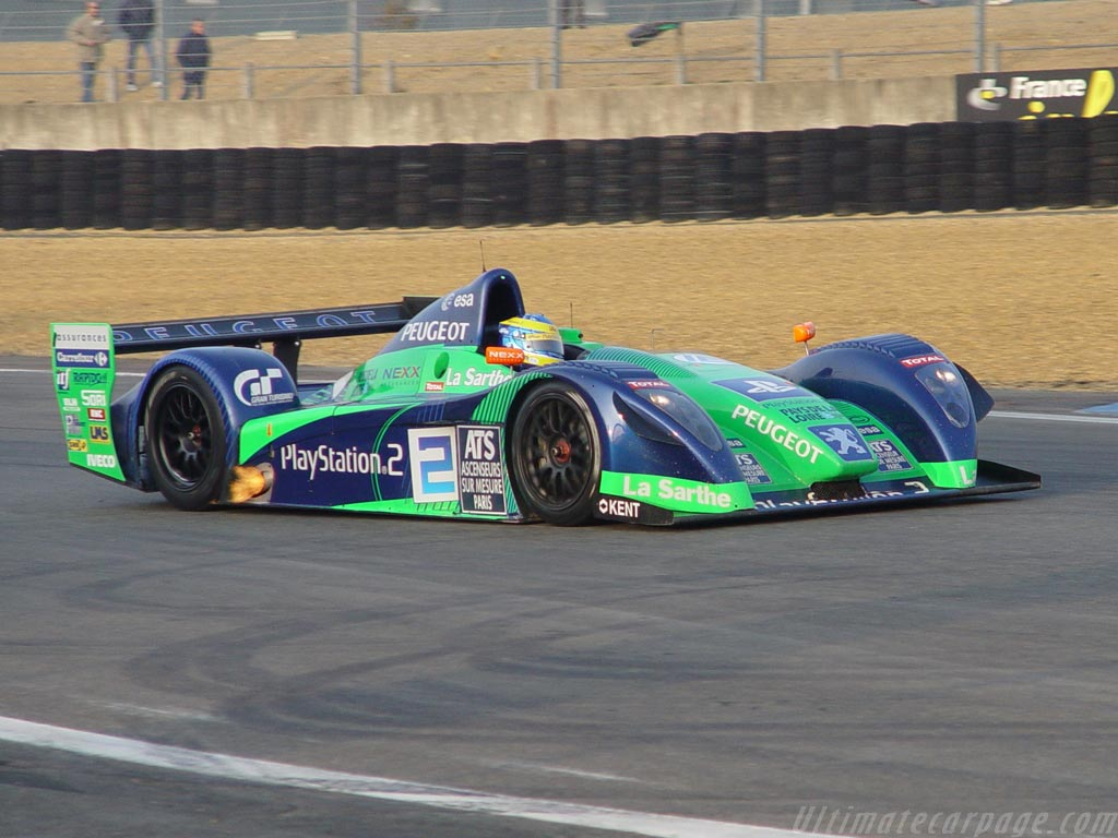 Pescarolo Courage C60 photo 36312