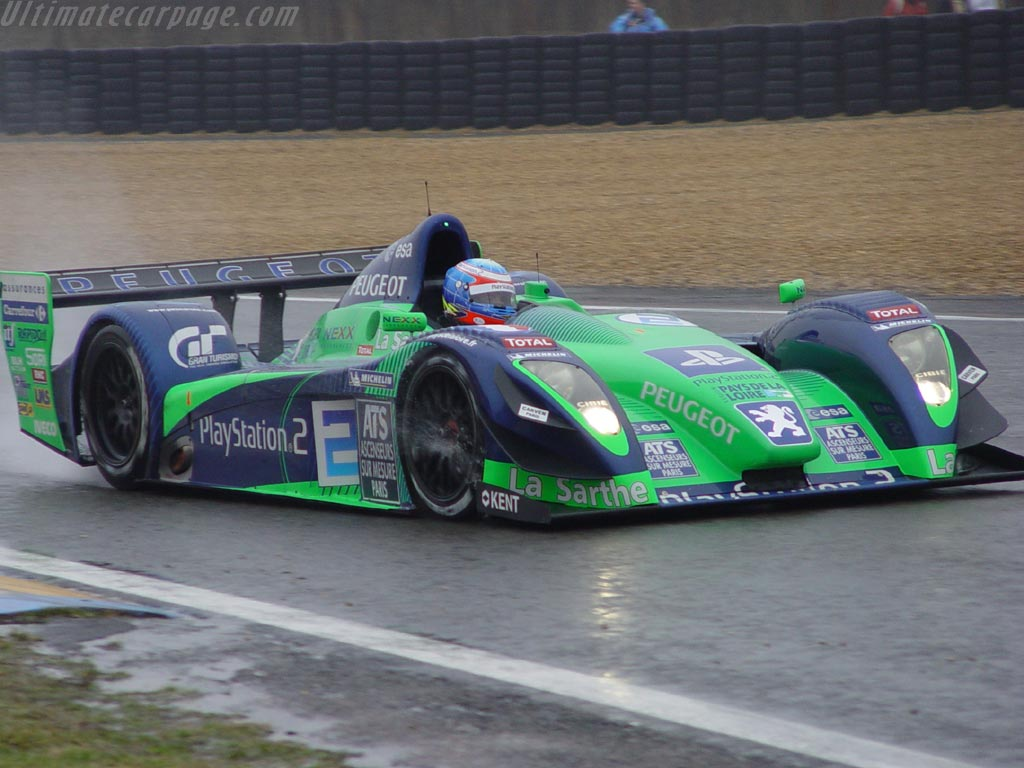 Pescarolo Courage C60 photo 36314