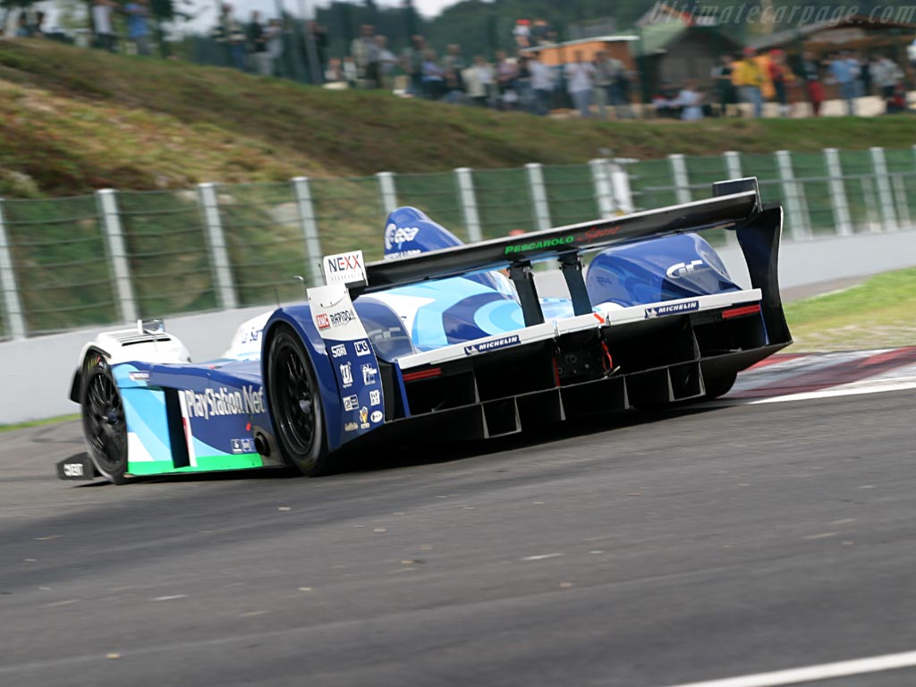 Pescarolo Courage C60 photo 36318
