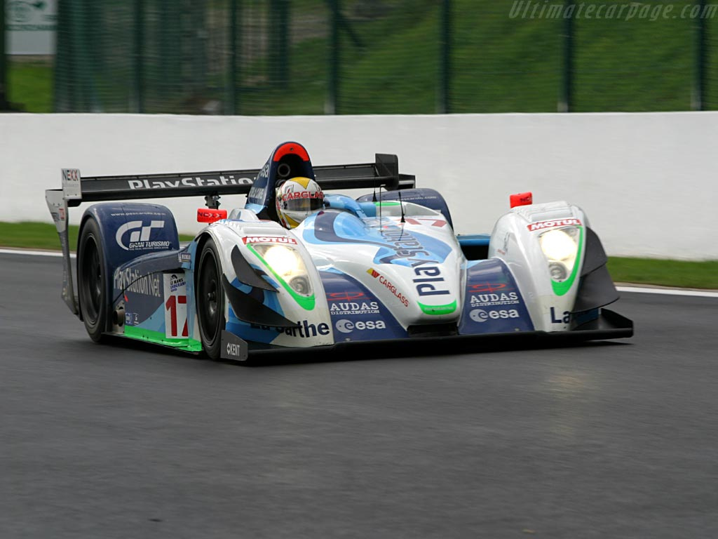 Pescarolo Courage C60 photo 36320