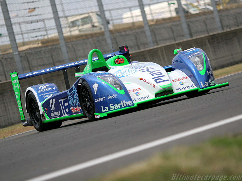 Pescarolo Courage C60H photo 36325