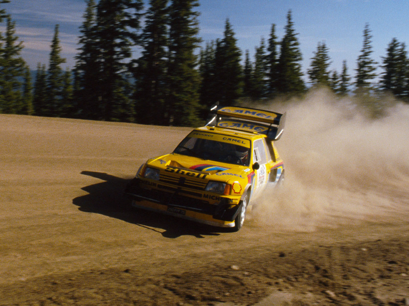 Peugeot 205 T16 Pikes Peak  photo 40234