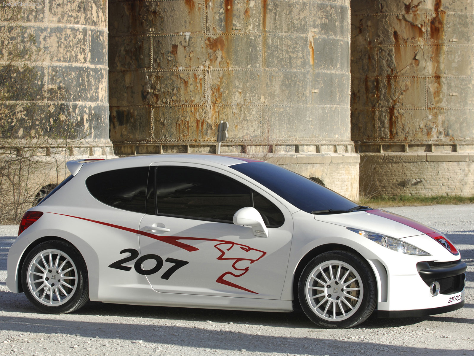 Peugeot 207 RCup photo 32001