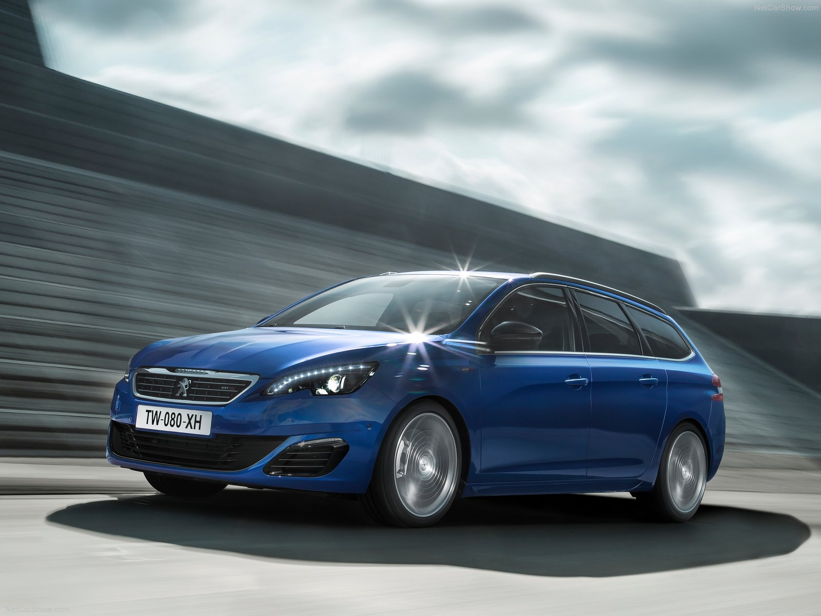 Peugeot 308 SW GT picture #129986 | Peugeot photo gallery | CarsBase.com